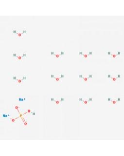 натрий фосфорнокислый 2-зам. хч 12-водный фасовка 1кг