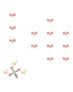 натрий фосфорнокислый 3-х замещенный, 12-водный фасовка 1 кг.