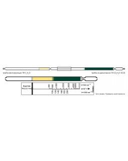 Индикаторная трубка (ИТ) ацетон 100-10000 мг/м3