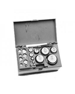 Калибровочные гири набор (10г-500г)
