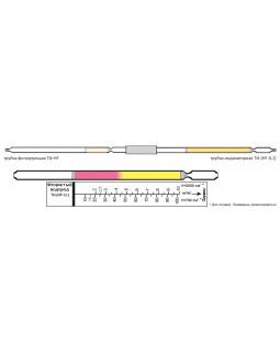 Индикаторная трубка (ИТ) фтористый водород 2-500 мг/м3