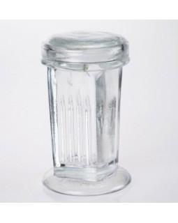емкость Коплин сосуд стеклянный 32*32*86 (на 5 стекол вертикально)