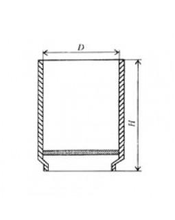 тигли фильтровальный ТФ-40 пористость 40