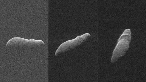 NASA предупредило о приближении к Земле «праздничного» астероида