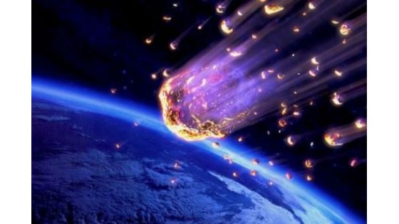 Наклонные удары астероидов оказались самыми опасными